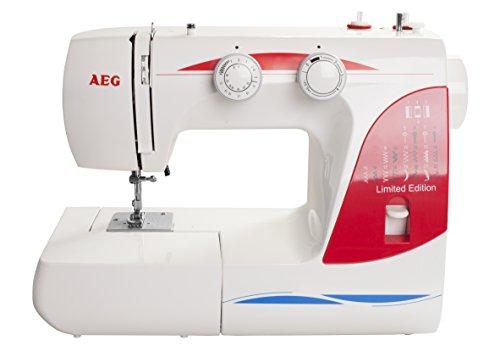 Nähmaschine mit 26 Programmen - AEG 124
