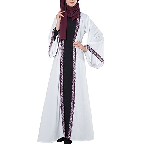 East Essence - Robe - Solid - Manches Longues - Femme Sable