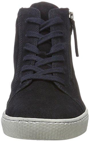 Gabor Shoes Damen Comfort Basic Derbys, Blau (36 Nightblue (Micro)) ...