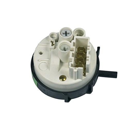 Candy Hoover 41035075 ORIGINAL Druckwächter Niveauregler Regler Niveauschalter Schalter Druckdose Waschmaschine (Schalter Hoover)