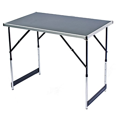 Table de camping pliable table multifonction mehrzwecktisch hI table d'étal de march