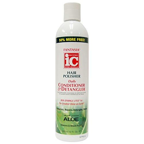 Fantasia IC Après-Shampooing Démêlant Aloe Vitamine 355 ml
