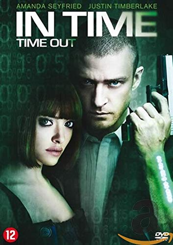 1-DVD SPEELFILM - IN TIME (TIME OUT) (R2) AUDIO: ENGLISH/FRENCH, SUBTITLING: DUTCH/FRENCH/ENGLISH