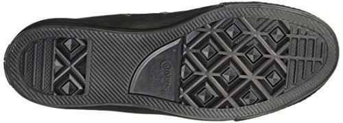 Converse Herren Ctas Ii Ox Sneakers Schwarz (Nero)
