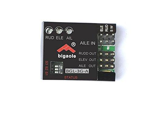 Arkai Bigaole 3-Achs-Flächengyro Flight Controller Flugstabilisierung Plug & Play -