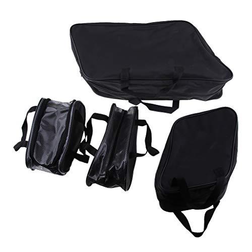 Preisvergleich Produktbild KESOTO 4 Stü Saddlebag Packing Cube Liner Set Für Motorrad