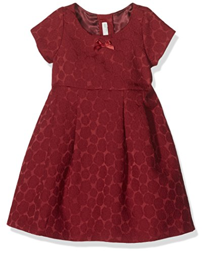 united-colors-of-benetton-4d30sv4se-vestito-bimbo-red-9-mesi