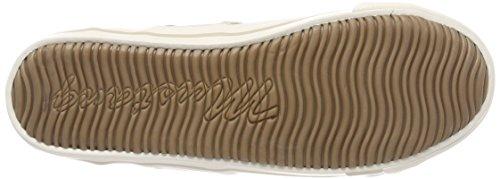 Mustang Damen 1099-308-480 Sneaker Beige (Champagner)