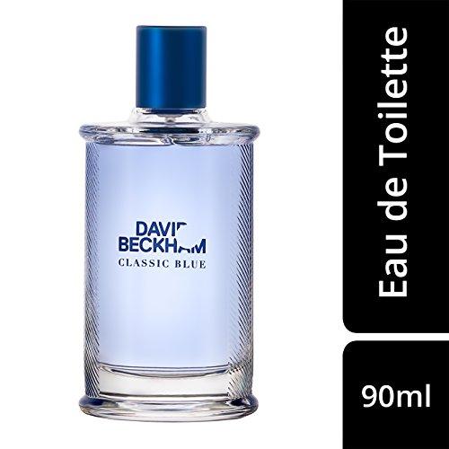 David Beckham Classic Blue EDT Vaporisateur/Spray für Ihn 90ml