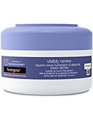 Neutrogena Visibly Renew Baume Corps Hydratation/Elasticité Pot 200 ml - Lot de 2