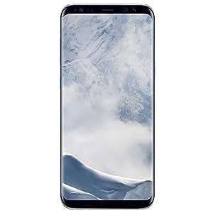 Samsung Galaxy S8+ Smartphone, 64 GB, Argento (Arctic Silver) [Versione Italiana]