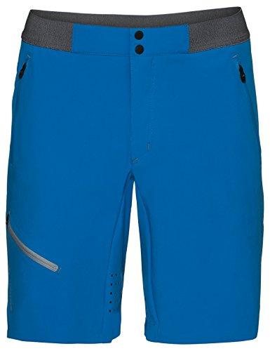 Vaude Herren Scopi LW Shorts II Hose, Radiate Blue, 54