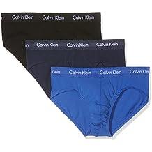 Calvin Klein 3P HIP BRIEF 0000u2661g, Slip Uomo