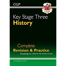 KS3 History Complete Study & Practice (with online edition) (CGP KS3 Humanities)