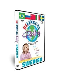 Bilingual Baby Swedish DVD