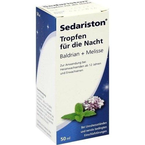 Sedariston Tropfen für die Nacht 50 ml -