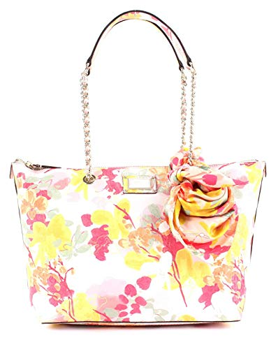 Guess Shannon Tote Floral Multi
