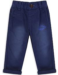 The Essential One - Bébé Enfant Garçon Pantalon - Bleu Marine - EOT228