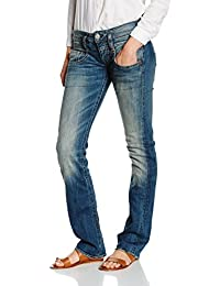 Herrlicher Damen Jeanshose Pitch Denim Powerstretch