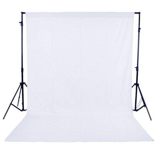 Galleria fotografica 1.6 x 3m / 5 x 10 FT Photografia Studio non-Tessuto del Contesto / Sfondo dello Schermo 3 Colori per Opzione Verde Bianco Nero
