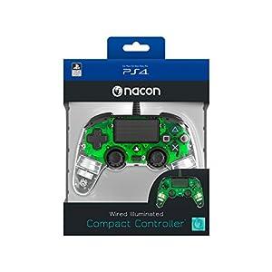 NACON PS4 Controller Light Edition, Grün