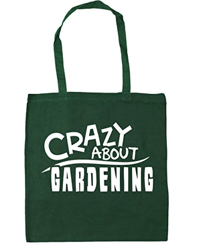 hippowarehouse-crazy-about-gardening-tote-shopping-gym-beach-bag-42cm-x38cm-10-litres