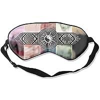 Yin Yang Season Art Sleep Eyes Masks - Comfortable Sleeping Mask Eye Cover For Travelling Night Noon Nap Mediation... preisvergleich bei billige-tabletten.eu