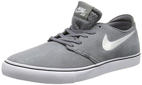 Nike Zoom Oneshot Sb, Chaussures de Running Compétition Homme Multicolore - Gris / Blanco / Marron (Cl Grey/White-Gm Lght Brwn-Blk)