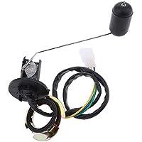 D DOLITY 1 Stellen Kraftstoffstandsensor Benzinstandssensor Kraftstoffsensor Tankanzeige F/ür Roller Moped Dirt Bike