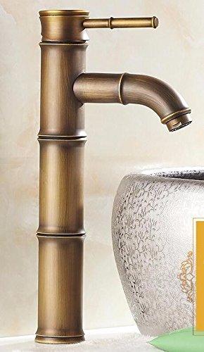 Gyps faucet cascata per rubinetto acqua fredda e calda rubinetto bagno rubinetto di antiquariato pieno d'oro su rame dragon golden dragon head bacino più pesante mobiletto del bagno rubinetto sing