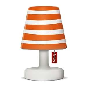 Fatboy 9004317 - Paralumi, Plastica, Orange, 46  x  38  x  7 cm