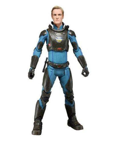 NECA - Prometheus, Serie 2: David 8, Figura 18 cm Deluxe (NEC0NC51347) 1