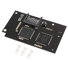 F Fityle Scheda Analogica DC Game Machine, GDEMU Optical Drive Velocità Di Lettura Rapida Per Console Sega Board