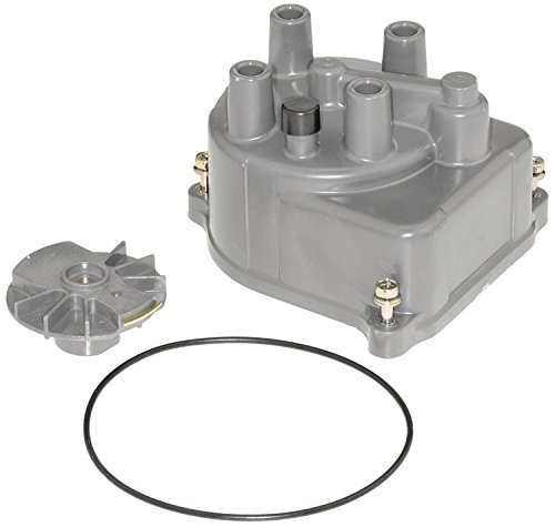 WELLS VEHICLE ELECTRONICS Wells 15621G Distributor Cap and Rotor Kit