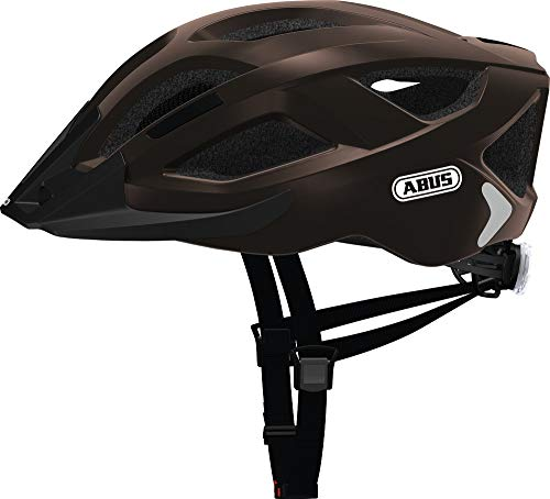 Abus Aduro 2.0 Helmet metallic Copper Kopfumfang L | 57-62cm 2019 Fahrradhelm