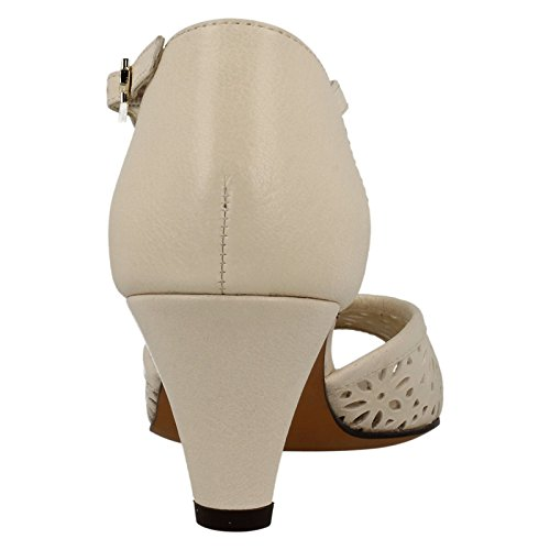 Van Dal-Smart-Jaspis Damen Sandalen Gebrochenes Weiß