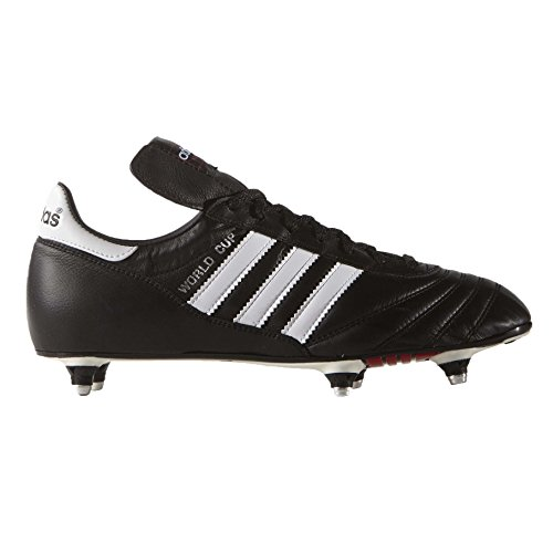 adidas World Cup SG Football Boots - Black/White - size 6 (Cup-boot)