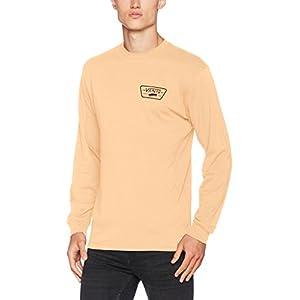 Vans_Apparel Full Patch Back LS Camiseta para Hombre