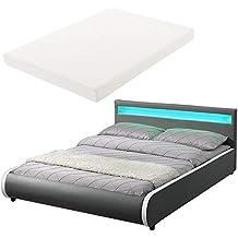 Suchergebnis Auf Amazon De Fur Betten 140x200 Mit Matratze Und