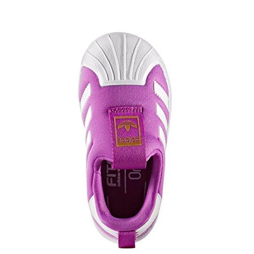 Adidas - Adidas Superstar 360 I Scarpe Sportive Bambina Slip On Bianco