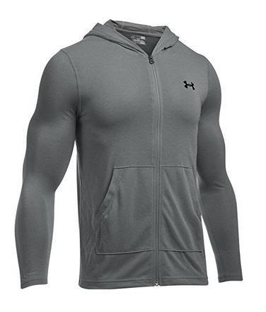 under-armour-2017-heatgear-threadborne-fitted-fz-hoody-cover-up-mens-sports-hoodie-graphite-medium