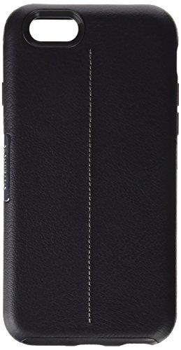 OtterBox Strada Royal sturzsichere Lederschutzhülle für iPhone 6 / 6s 'Onyx', Schwarz
