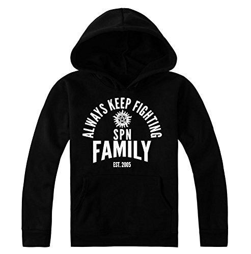 always-keep-fighting-womens-hoodie-pullover-small