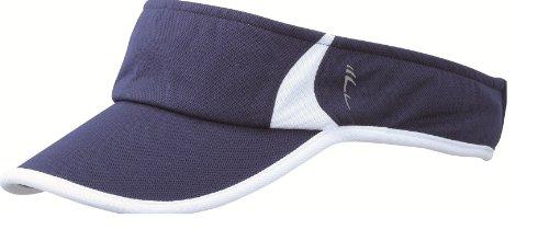 premium-sports-sun-visor-running-tennis-golf-cap-hat-12-colours-mb6545-navy-white