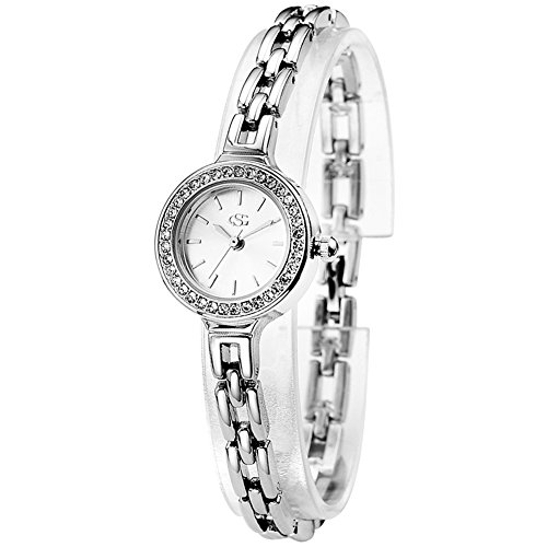 george-smith-22mm-austrain-crystals-dial-womens-wrist-watch-with-stainless-steel-bracelet