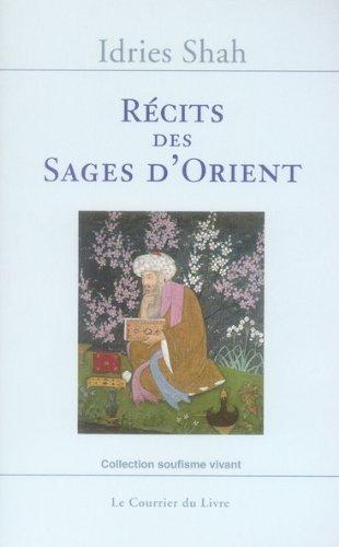 Récits des sages d'Orient