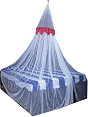 Creative Textiles Latest Design Foldable Hanging Polyester Mosquito Net 9_5CTWMNFH271017_King