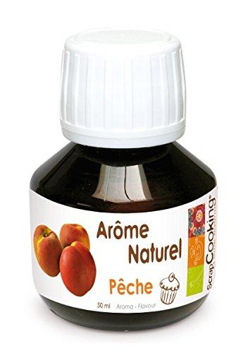 SCRAPCOOKING - Arôme naturel Pêche 50ml