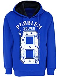 Maniac Kids Fullsleeve Printed Hood Sweatshirt