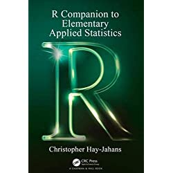 R Companion to Elementary Applied Statistics